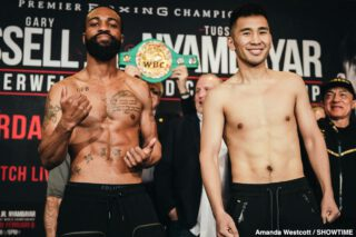 Tugstsogt Nyambayar - SHOWTIME CHAMPIONSHIP BOXING® – 9 pm ET/6 pm PT on SHOWTIME