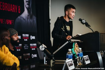 Gary Russell Jr., Guillermo Rigondeaux, Jaime Arboleda, Liborio Solis, Tugstsogt Nyambayar - Boxing News