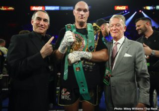 Deontay Wilder, Tyson Fury - The trilogy match between former WBC heavyweight champion Deontay Wilder and Tyson Fury is being moved from July 18 to October 3. Mike Coppinger of The Athletic is reporting that the October 3 date is now when the contest will potentially be taking place, but what's interesting is he's saying it's NOT due to the coronavirus pandemic.