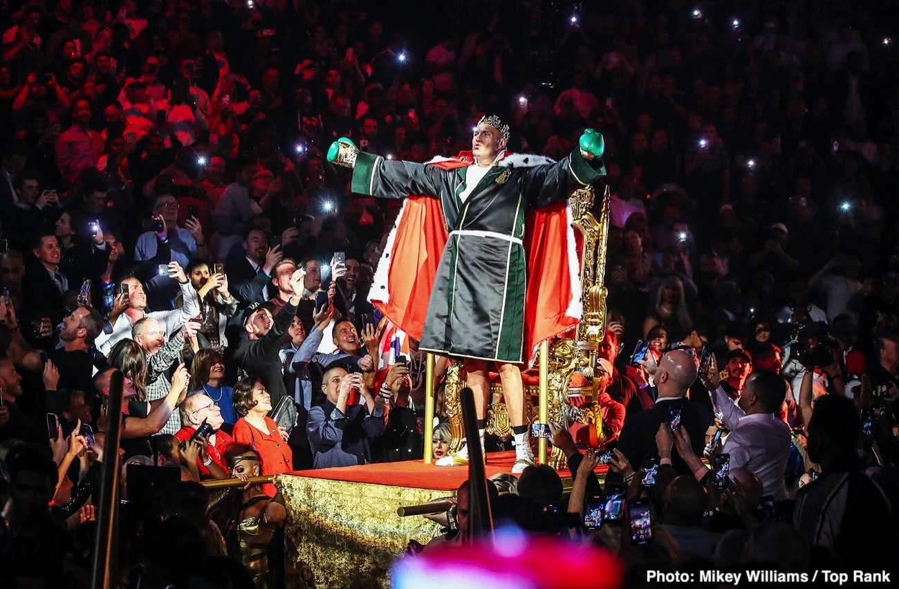 Tyson Fury - WBC heavyweight champion Tyson Fury isn't going to pay Deontay Wilder to step aside for him to take on IBF/WBA/WBO champion Anthony Joshua in what could be the biggest heavyweight match in the history of the sport.