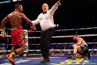 """Kell Brook - Former IBF welterweight champ Kell Brook might not have too long left before he retires, and """"The Special One"""" is aiming to go out with a bang. Still very much believing he can become a world champion again, Brook has let it be known he is willing to fight WBO welterweight champ Terence Crawford next, or former champ Keith Thurman if the fight with """"Bud"""" isn't made."""