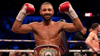 Kell Brook - Former IBF welterweight champ Kell Brook says negotiations for a fight between himself and reigning WBO 147 pound champ and pound-for-pound star Terence Crawford are progressing well, and the Sheffield man is already doing a good job in attempting to convince us all he will cause the big upset when the fight happens.