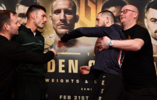 Ryan Walsh - A huge night of action takes place at a sold out York Hall on Friday, live on Sky Sports in association with Matchroom Boxing, and on ESPN+ in association with Top Rank.