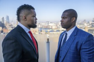 Joe Joyce - SID KHAN, the man who taught Joe Joyce to box and older brother of London Mayor Sadiq Khan, says boxing needs the Heavyweight super-fight between Daniel Dubois and his Putney protege in October.