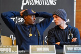 Umar Sadiq - Hours before the most anticipated rematch in years — Deontay Wilder versus Tyson Fury — Lucien Reid and Brad Foster will settle a score of their own. Foster will defend his Commonwealth and British super bantamweight titles in a 12-round rematch Saturday from London's York Hall on a card promoted by Frank Warren's Queensberry Promotions.