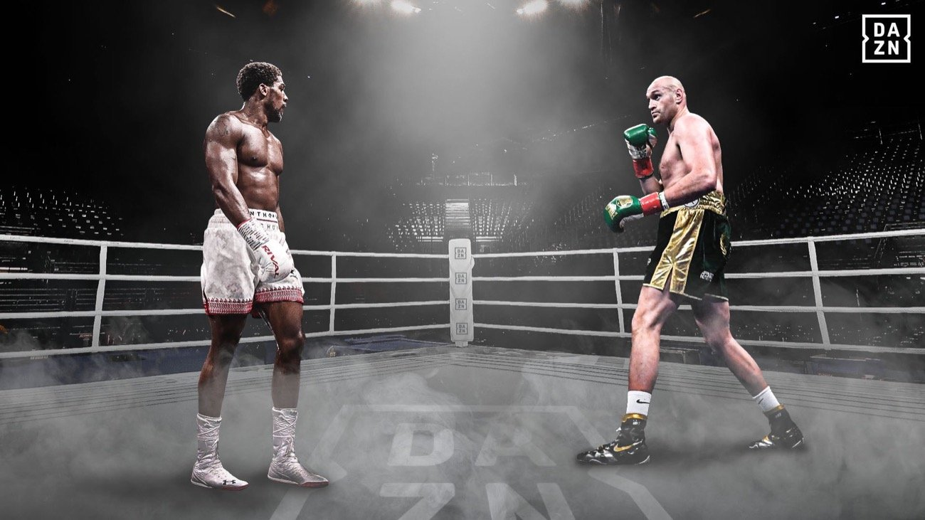 "Anthony Joshua, Mike Tyson, Tyson Fury - Mike Tyson wants to see rival heavyweight champions Tyson Fury, and Anthony Joshua get it on, if not for one fight, then maybe for two. Above all, Tyson wants Joshua and Fury to ""stop bulls***** and just fight each other."" Speaking on The Joe Rogan show, the former heavyweight king urged the two rival British fighters to do the right thing, telling them that they will both make plenty of money by fighting one another."