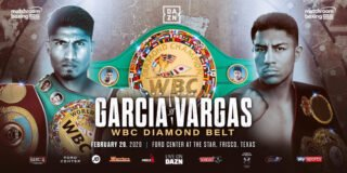 Mikey Garcia - The WBC is pleased to confirm the Diamond belt to honor the winner of this sensational fight between two elite fighters as Mikey Garcia and Jessie Vargas clash on Saturday February 29 at Ford Center at The Star in Frisco, Texas, live on DAZN in the US and on Sky Sports in the UK.