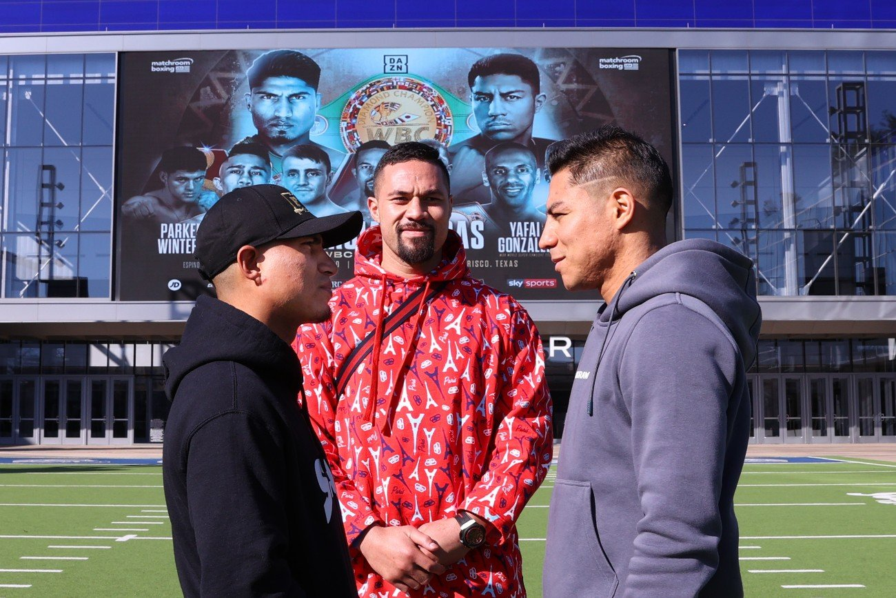 Mikey Garcia - Jessie Vargas says he is coming into the prime of his career in the latest episode of 'Born Fighter', as he prepares to face Mikey Garcia for the WBC Diamond Welterweight title at Ford Center at The Star in Frisco, Texas on Saturday, February 29, live on DAZN in the US and on Sky Sports in the UK.