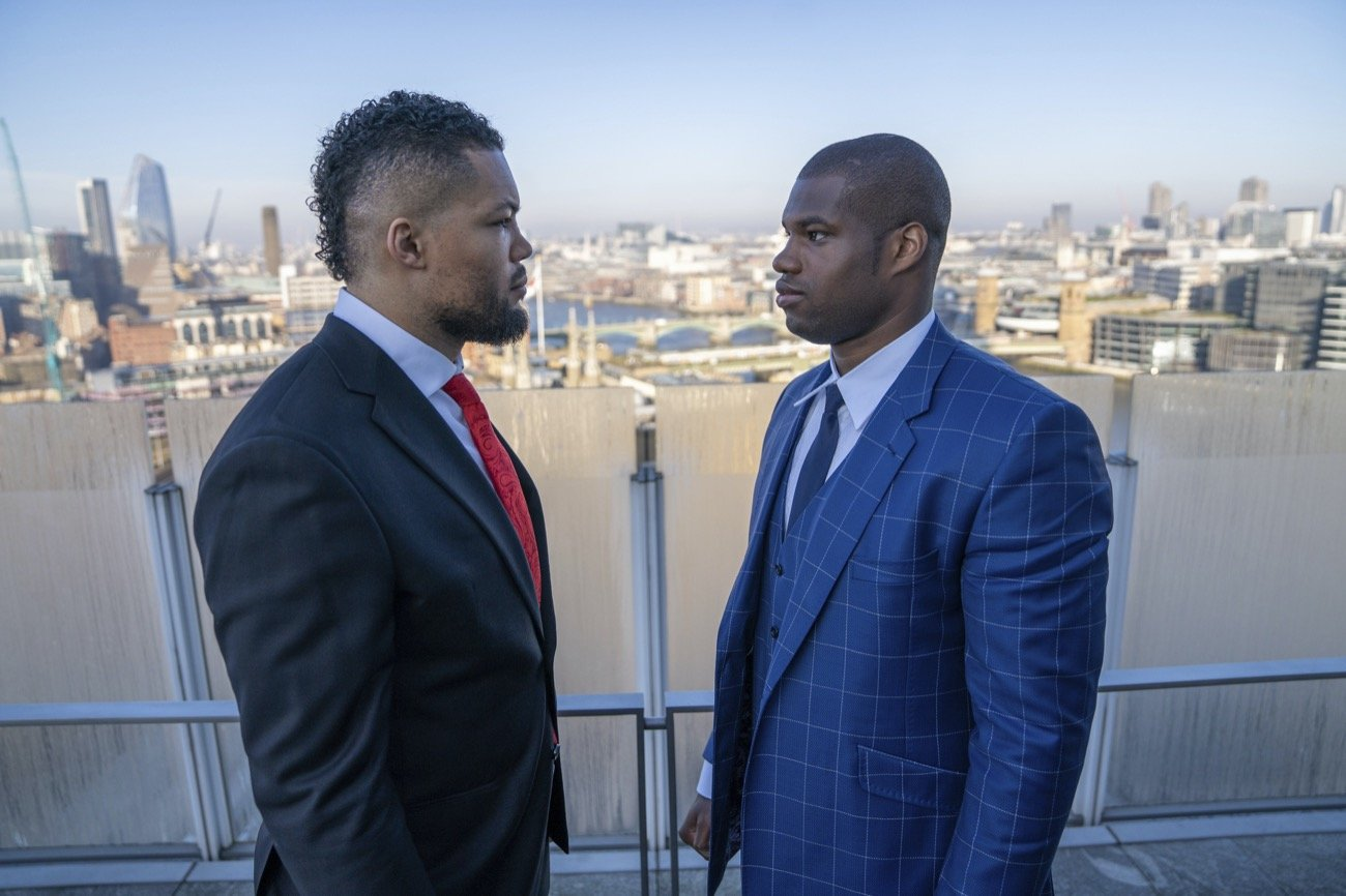 Daniel Dubois - It's no secret promoter Frank Warren is high on heavyweight contender Daniel Dubois; who has of course just signed on for a risky and potentially explosive fight with fellow unbeaten Joe Joyce. How high? Well, Warren says that not only does Dubois give him the same sort of exciting buzz fighters like Naseem Hamed and Tyson Fury did when he worked with them (still working with in the case of Fury), but he reminds him very much of heavyweight greats Sonny Liston and Larry Holmes.