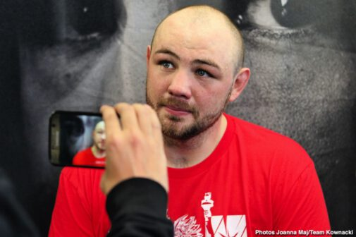 Adam Kownacki, Robert Helenius - Undefeated Polish star and Brooklyn native Adam Kownacki will headline in his hometown on Saturday, March 7 when he takes on Robert Helenius in a WBA Heavyweight Title eliminator as the FOX PBC Fight Night main event and on FOX Deportes from Barclays Center, the home of BROOKLYN BOXING™.