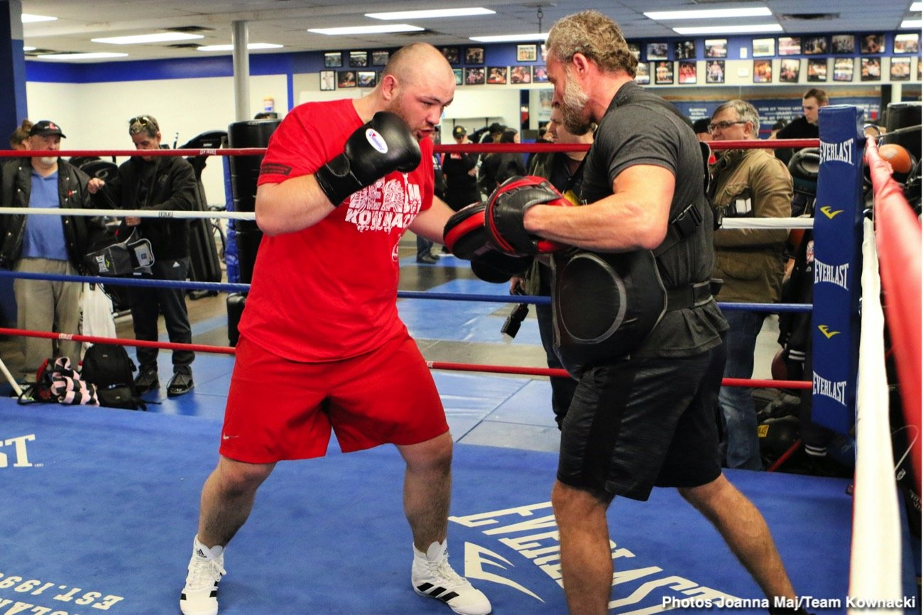 Robert Helenius - Undefeated Polish star and Brooklyn native Adam Kownacki will headline in his hometown on Saturday, March 7 when he takes on Robert Helenius in a WBA Heavyweight Title eliminator as the FOX PBC Fight Night main event and on FOX Deportes from Barclays Center, the home of BROOKLYN BOXING™.