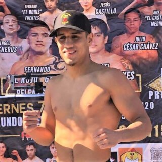 "Richard Medina - Prince Ranch Boxing's undefeated blue-chip prospects, featherweight Richard Medina (6-0, 5 KO), and welterweight Hector Coronado (4-0, 3 KOs), will both be in action this Friday, February 7, 2020, at the Centro de Convenciones ""Mundo Nuevo"" in Matamoros, Tamaulipas, Mexico"