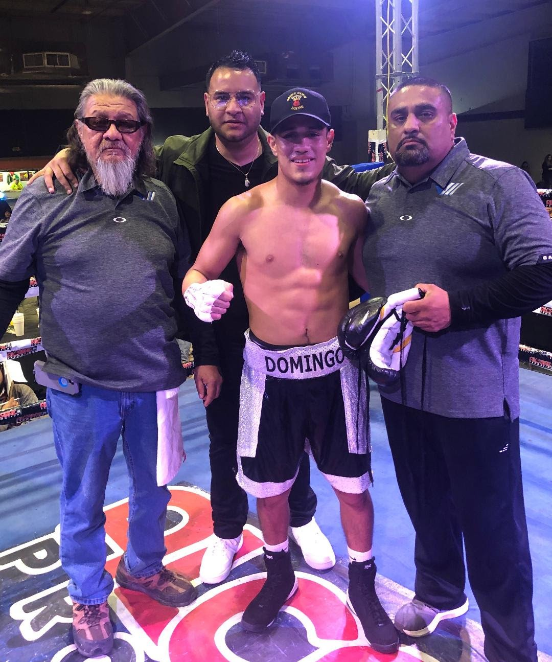 Hector Coronado, Richard Medina -  Prince Ranch Boxing's undefeated blue-chip prospects picked up big wins tonight as featherweight Richard Medina (7-0, 6 KO), and welterweight Hector Coronado (5-0, 4 KOs), both picked up spectacular wins on Friday, February 7, 2020, at the Centro de Convenciones in Matamoros, Tamaulipas, Mexico