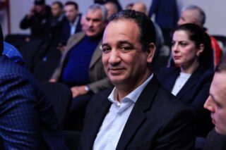 Mohamed Moustahsane - Press Room