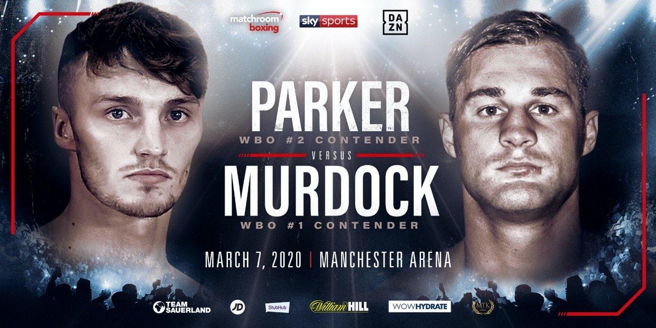 Rohan Murdock, Zach Parker - British Boxing