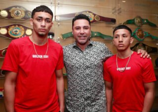 Asa Stevens - Golden Boy is delighted to announce that it has signed Hawaiian amateur standouts Dalis Kaleiopu and Asa Stevens to promotional agreements. This exciting duo will look to make their professional debut in the near future.