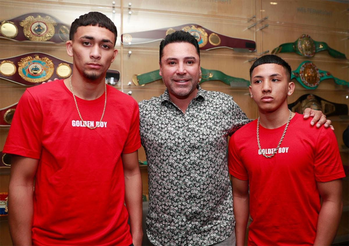 Asa Stevens, Dalis Kaleiopu - Golden Boy is delighted to announce that it has signed Hawaiian amateur standouts Dalis Kaleiopu and Asa Stevens to promotional agreements. This exciting duo will look to make their professional debut in the near future.