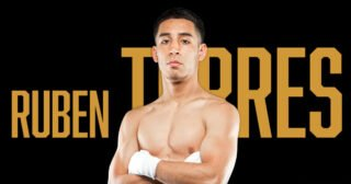 """Gabino Cota, Ruben """"Ace"""" Torres -  Undefeated lightweight prospect, Ruben """"Ace"""" Torres (11-0, 9 KOs), gives an inside look into his mindset as he will headline Thompson Boxing's """"Path To Glory"""" event this Friday, Feb. 21st, from the Doubletree Hotel in Ontario, Calif."""