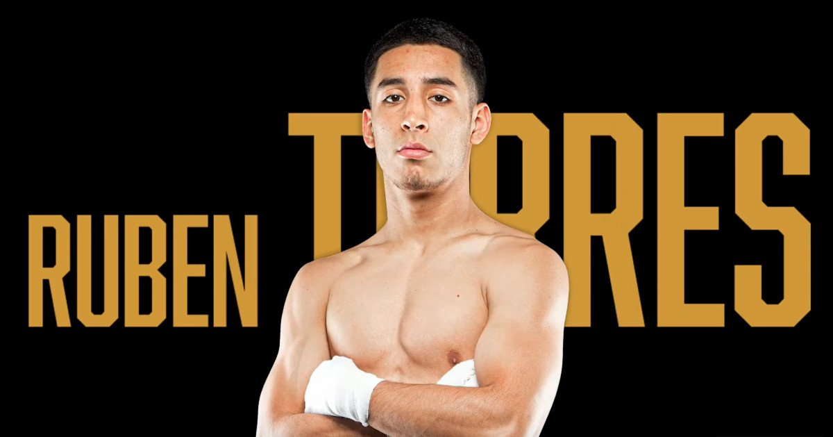 "Gabino Cota, Ruben ""Ace"" Torres -  Undefeated lightweight prospect, Ruben ""Ace"" Torres (11-0, 9 KOs), gives an inside look into his mindset as he will headline Thompson Boxing's ""Path To Glory"" event this Friday, Feb. 21st, from the Doubletree Hotel in Ontario, Calif."