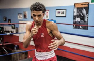 Aaron Aponte - Top Amateur Standout Aaron Aponte has entered the professional ranks enlisting the support of renowned manager Peter Kahn, it was announced today.