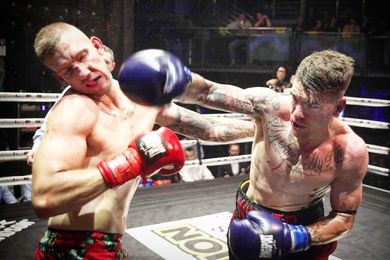 Dylan Winter - Light Heavyweight Dylan 'Soldier' Winter has signed with Oceania management juggernauts Dragon Fire Boxing as he looks to continue his progression in the professional ranks.