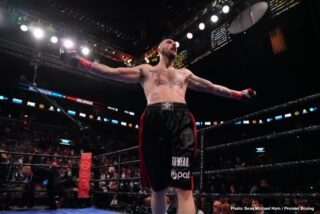 Robert Helenius - Well no-one saw that coming. Or perhaps you did. Adam Kownacki, a hugely popular and exiting heavyweight gunslinger, has never been a fighter too concerned with the defensive side of the game. And last night, against 10/1 underdog Robert Helenius, it caught up with the Polish slugger.