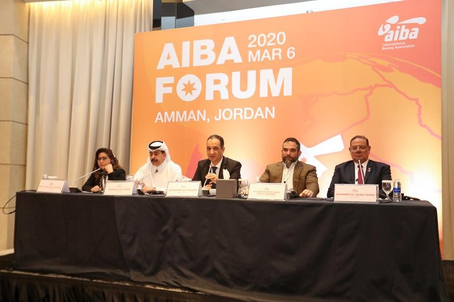 More than 30 Asian countries participated at the AIBA Forum in Amman, Jordan on March, 6th.
