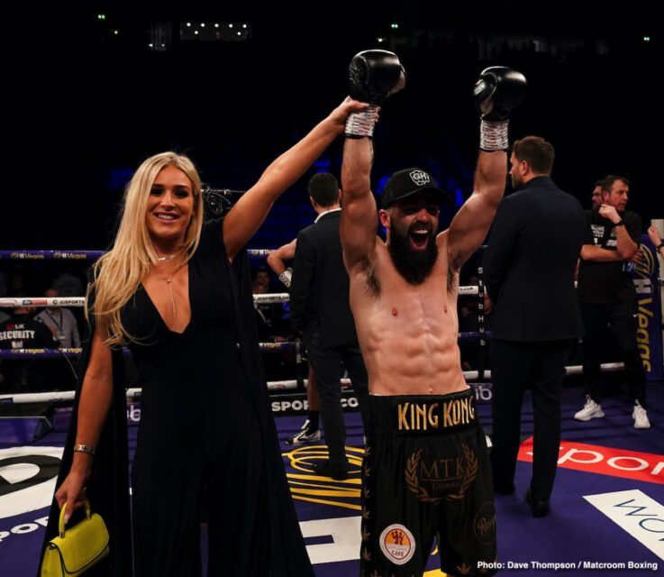 Image result for Jono Carroll beats up scott quigg