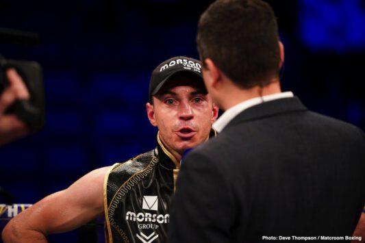Anthony Fowler, Hughie Fury, Jono Carroll, Pavel Sour, Rohan Murdock, Scott Quigg, Zach Parker - Boxing News