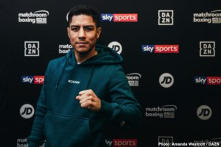 Jessie Vargas - Jessie Vargas believes he will become a three-weight World champion and said on the latest episode of Matchroom Boxing's podcast 'The Lockdown Tapes' that he's ready to go all-out to make that a reality when boxing returns.
