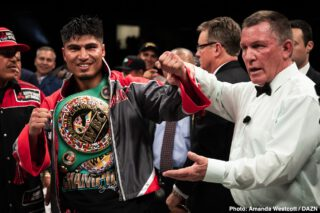 Does Mikey Garcia deserve a fight against Manny Pacquiao?