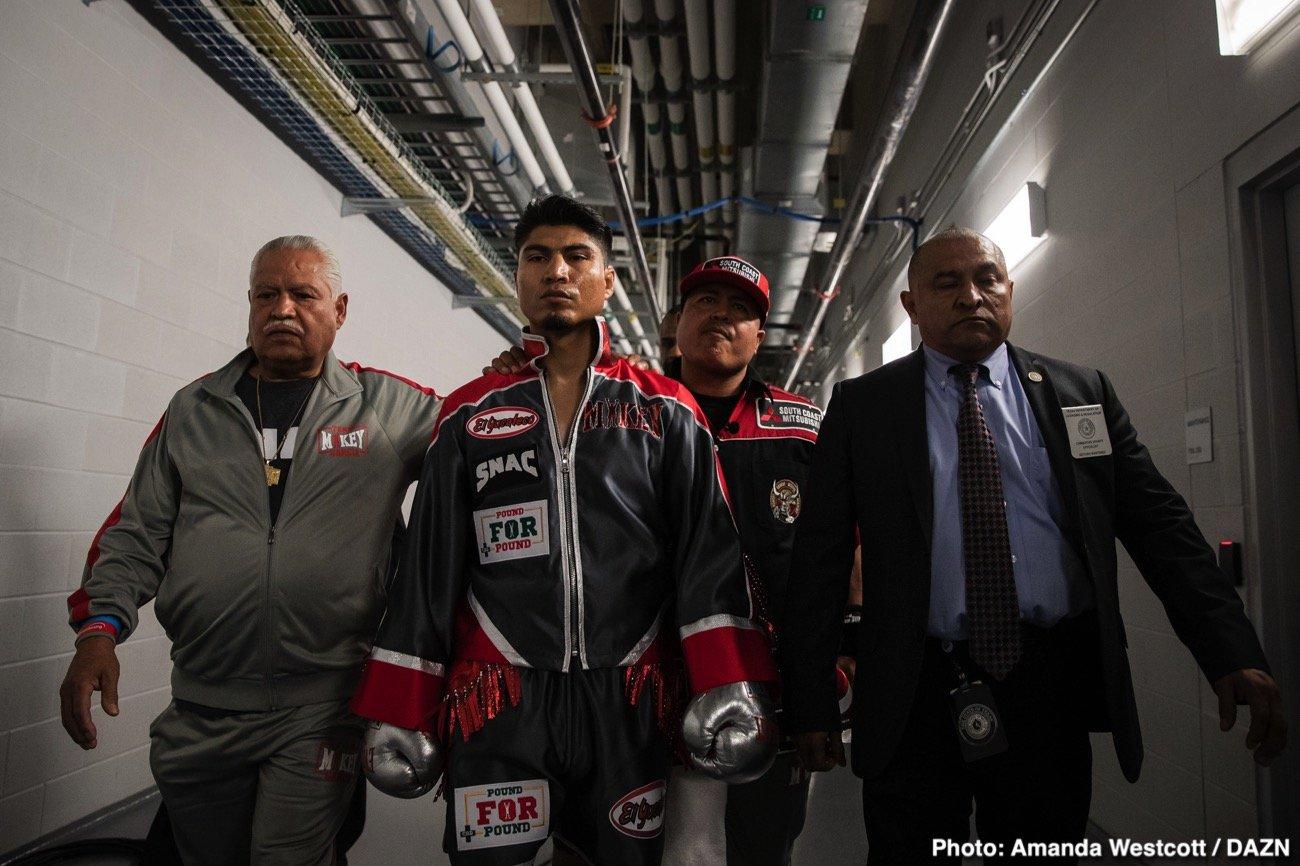 Mikey Garcia, Regis Prograis - Boxing News