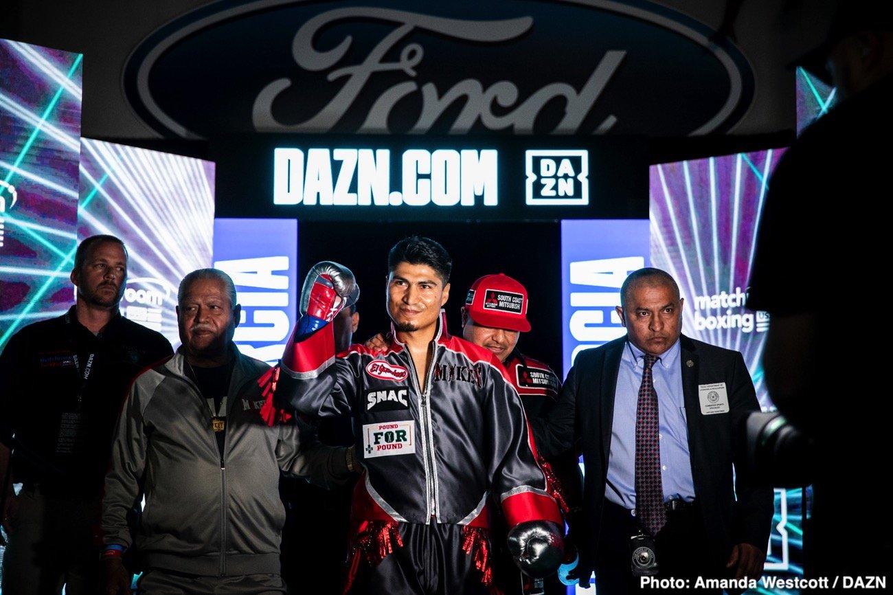Manny Pacquiao, Mikey Garcia - Boxing News