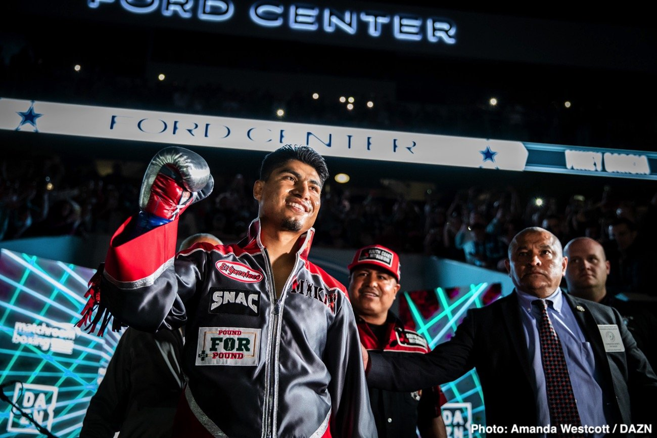 Manny Pacquiao, Mikey Garcia - The negotiations between Manny Pacquiao and Mikey Garcia are reportedly DYING for a July fight in Saudi Arabia. Mike Coppinger reporting that it's not looking good for the Pacquiao-Garcia fight, which would have been shown on DAZN.