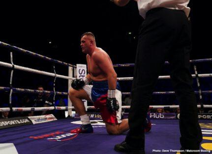 Hughie Fury, Jono Carroll, Pavel Sour, Scott Quigg - Boxing News