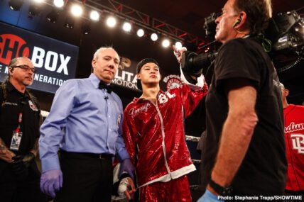 Brandun Lee, Camilo Prieto - Boxing News