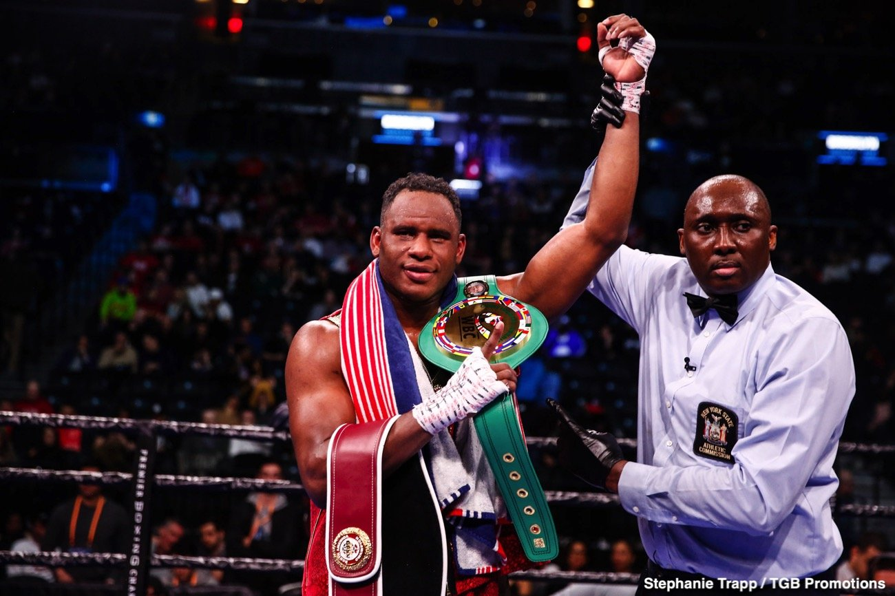 Frank Sanchez - Boxing News