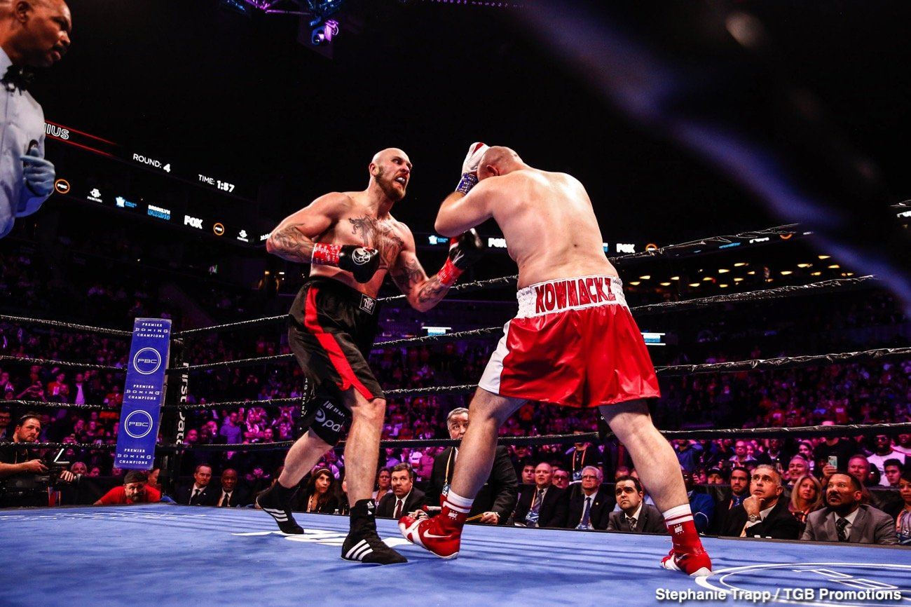 Adam Kownacki, Robert Helenius - Boxing News