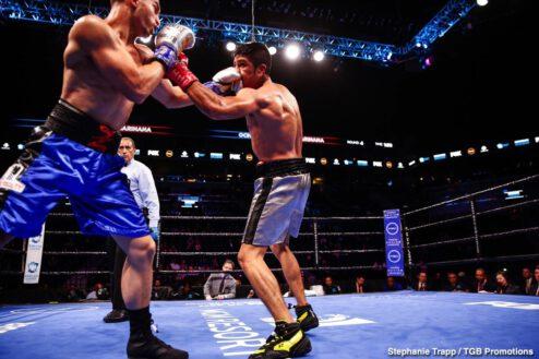 Adam Kownacki, Efe Ajagba, Frank Sanchez, Joey Dawejko, Razvan Cojanu, Robert Helenius - Boxing News