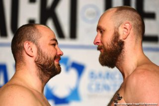 Efe Ajagba - Adam Kownacki returns to familiar territory in Brooklyn, New York at the Barclays Center to challenge veteran Robert Helenius. The action-packed heavyweight showcase doesn't stop there, also on the FOX televised card is the heavy-hitting Efe Ajagba facing off against Ravan Conjanu along with Cuban prospect Frank Sanchez taking on Joey Dawejko. On the betting books none of these fights measure up as a 50-50, however this card should give the prospects some much needed rounds and us fans at home plenty to rave about from a 'TV' fight style perspective.