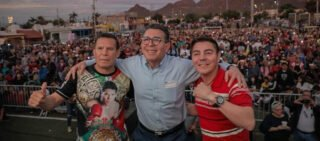 Julio Cesar Chavez - By Mauricio Sulaiman: I'm definitely not going to write anything about coronavirus, as you will find that in every channel, column, chat in what's app, memes and general conversations with almost everyone.