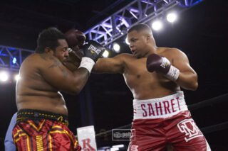 """Elvis Garcia, Sahret Delgado - Unbeaten heavyweight prospects Elvis """"Semental"""" Garcia, of Jalisco, Mexico, and Sahret """"The Hammer"""" Delgado, of Humacao, Puerto Rico, square off in an attractive eight-round co-feature on the Philly Special fight card, scheduled for Friday, March 27, at the 2300 Arena in South Philadelphia."""