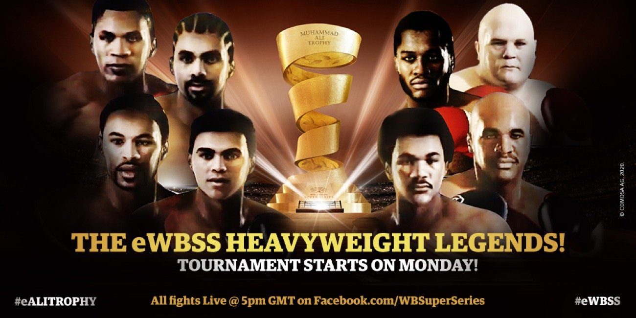 Tyson-Foreman eWBSS Preview: Can Big George defuse the Baddest Man on the Planet?
