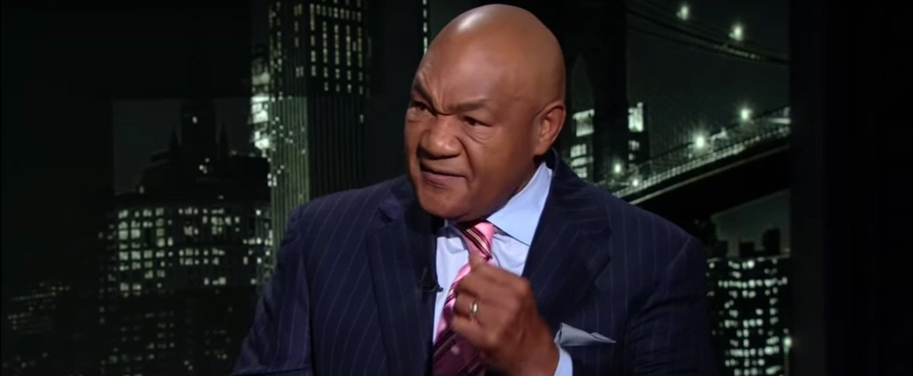 George Foreman - Big George Foreman is universally recognized as one of the greatest heavyweight champions during the long rich history of boxing's marquee division, and not without great reason.