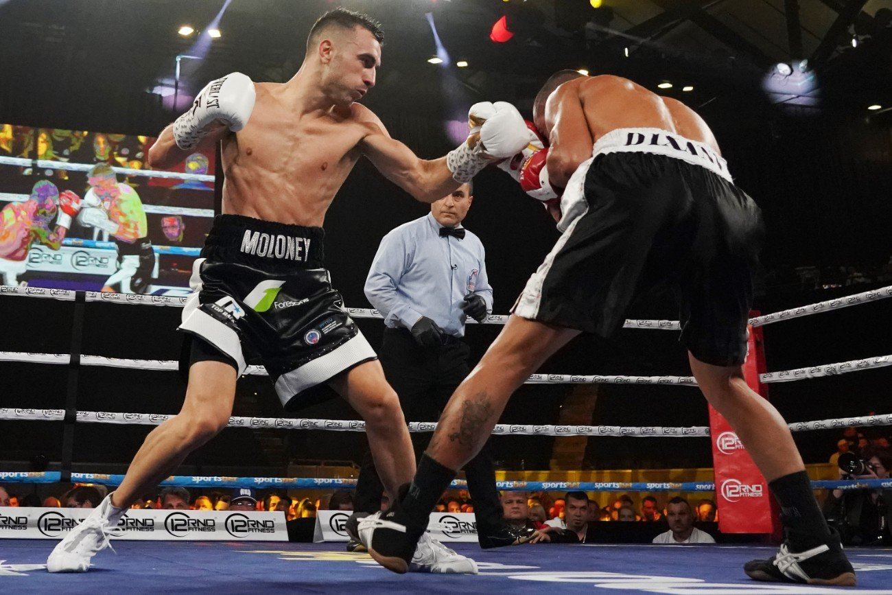 Jason Moloney - Bantamweight contender Jason Moloney has the chance to establish his name in front of a worldwide audience as the hard-hitting Australian gets set to clash with Josh Greer on April 25, a fight that falls on Australia's Anzac Day.