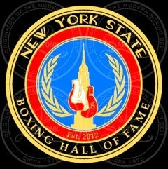 New York State Boxing HOF - The New York State Boxing Hall of Fame (NYSBHOF) announced today that its ninth annual induction dinner has been postponed due to the coronavirus pandemic from April 19th to September 20th at Russo's On The Bay in Howard Beach, New York.