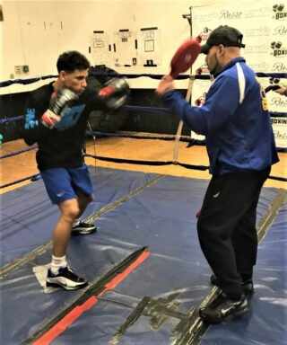 """Jamaine Ortiz - Fresh off his sensational hometown debut last month, Jamaine """"The Technician"""" Ortiz (13-0, 7 KOs) is in the middle of a developmental process that is, hopefully, headed to the top of the 135-pound division by 2022."""