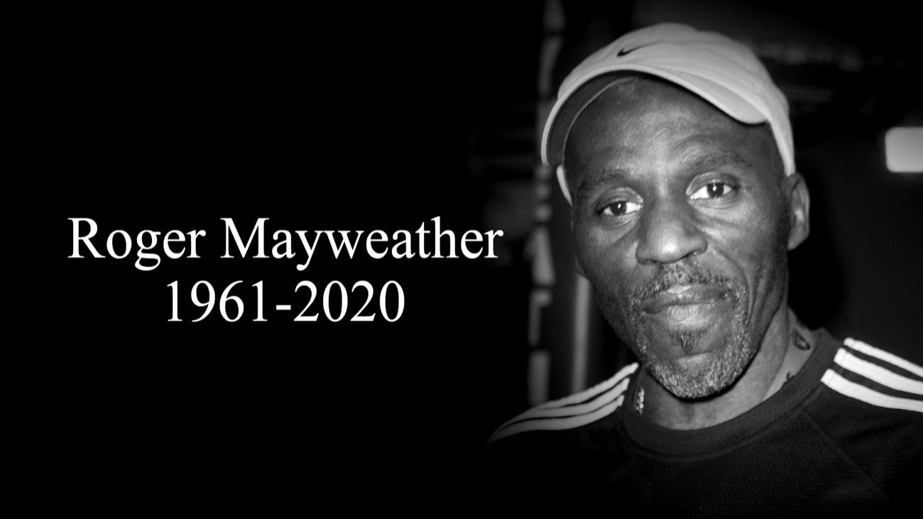 Roger Mayweather - In sad news, it has been announced how Roger Mayweather has passed away -  A former two-weight world champion, Roger was also a master figure in terms of training and guiding the unbeaten Floyd Mayweather Junior, Roger's nephew.