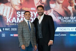 Lee Selby - SELBY VS. KAMBOSOS JR PRESS CONFERENCE QUOTES