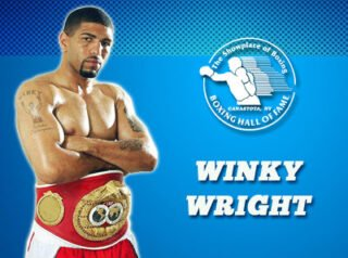 Winky Wright - The International Boxing Hall of Fame announced today Hall of Fame light middleweight champion Winky Wright will be in Canastota for the 2020 Hall of Fame Weekend set for June 11-14th.